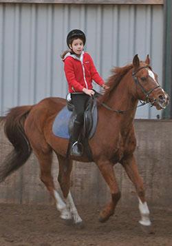 Kinderfeestje_paardrijden